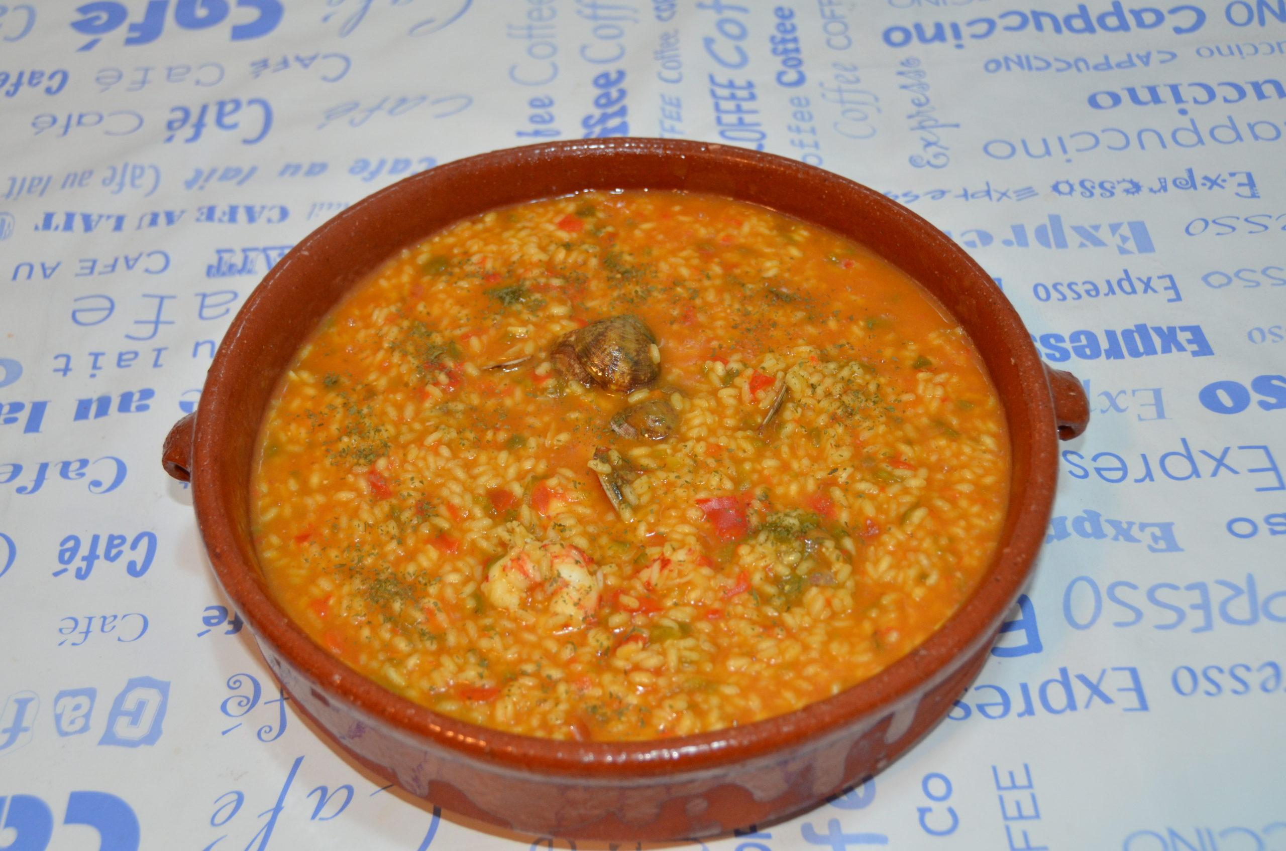 arroz caldoso TM5