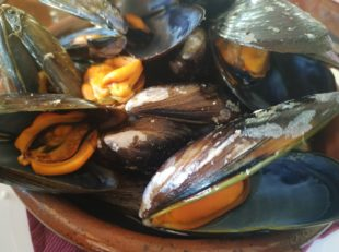 Mejillones thermomix