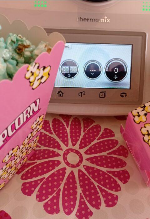 Palomitas dulces Thermomix
